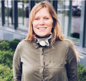 Vibeke isachsen Product and marketing manager